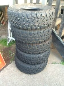 5x Lanvigator 285/75 R16 Barrack Heights Shellharbour Area Preview