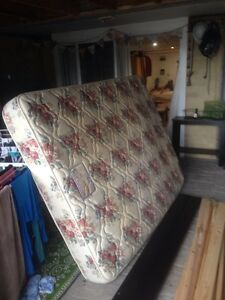 Free queen size mattress. Austinmer Wollongong Area Preview