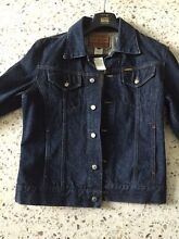 Denim  Designer Jacket Brand New was $169 South Perth South Perth Area Preview