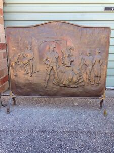 Antique Fire Guards Wallsend Newcastle Area Preview