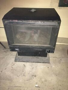 Gas heater with Electric fan Echuca Campaspe Area Preview