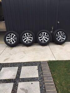Toyota Hilux SR5 rims/wheels/tyres Warrnambool Warrnambool City Preview