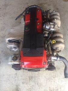 BF XR6 Turbo engine complete Chidlow Mundaring Area Preview