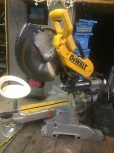 Dewalt 305mm miter saw moddw718-xe  7.5amps North Bondi Eastern Suburbs Preview