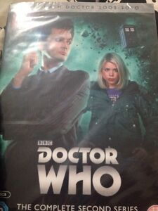 Doctor who series 2 unopened Alexandra Hills Redland Area Preview