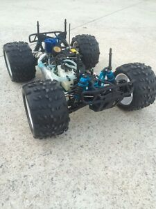 Petrol Off-road remote control car Mount Pritchard Fairfield Area Preview