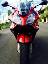 Honda vfr800 Burpengary Caboolture Area Preview