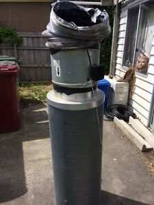 Carbon filter with centrifugal fan Morwell Latrobe Valley Preview