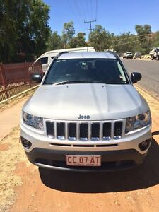 Jeep Compass 2012 Alice Springs Alice Springs Area Preview