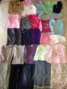 Girl clothes size 3 (29 winter items) Mango Hill Pine Rivers Area Preview