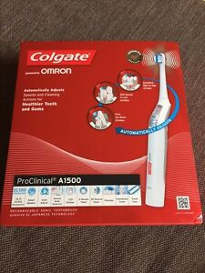 Brand New - Colgate ProClinical sonic tooothbrush Homebush Strathfield Area Preview