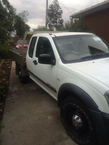 2005 Holden Rodeo 4x4 Space Cab Sydenham Brimbank Area Preview