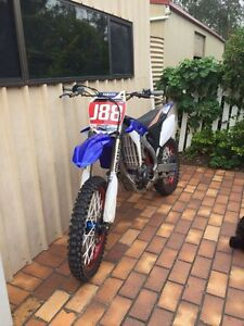 Yamaha yz250f 2011 Chinchilla Dalby Area Preview