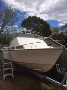 BOAT SWAP FOR DUAL CAB UTE High Wycombe Kalamunda Area Preview