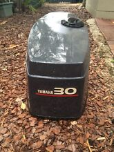 Yamaha 30hp engine cowling Auchenflower Brisbane North West Preview