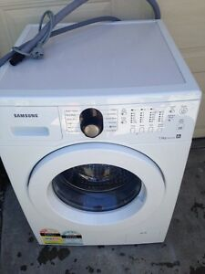 Samsung washing machine 7.5 kg, free delivery City Beach Cambridge Area Preview
