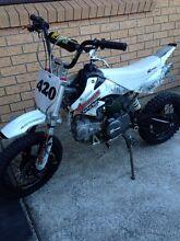 Nitrous atomik 140cc Pit bike Maryland Newcastle Area Preview