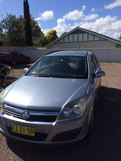 2005 HOLDEN ASTRA WAGON - AUTO -  140,000kms