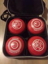 Taylor Redline-SR lawn bowls and bag Pakenham Cardinia Area Preview