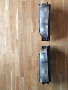 """NISSAN SILVIA S14 200SX """"ZENKI"""" SERIES 1 HEADLIGHT PAIR Gordon Moorabool Area Preview"""