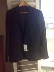 H&M Guy's very dark blue (almost looks black) Jacket - Slim Fit Baldivis Rockingham Area Preview
