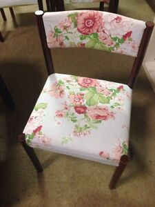 Fabric chairs Castlemaine Mount Alexander Area Preview