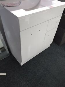 750mm Vanity and Top Brisbane City Brisbane North West Preview