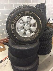 Hilux sr5 wheels Ashfield Ashfield Area Preview