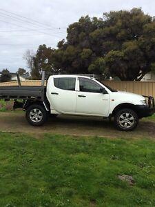 Mitsubishi Triton GLX Port Melbourne Port Phillip Preview