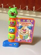 Fisher price Musical nursery rhymes book Mount Druitt Blacktown Area Preview