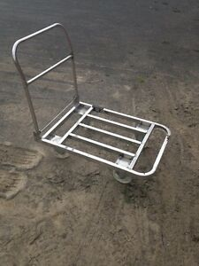 Stainless Steel foldable trolley 450kgs Sandringham Bayside Area Preview