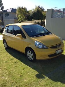 2007 Honda Jazz for sale Wembley Downs Stirling Area Preview