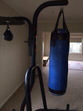 Boxing bag frame bag speed ball Mooroolbark Yarra Ranges Preview