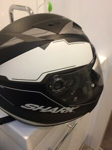 Shark motorcycle helmet St Clair Penrith Area Preview
