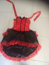 Burlesque style dress/costume Baldivis Rockingham Area Preview
