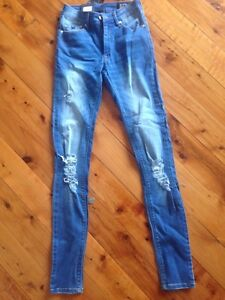 Res Denim jeans. New. Size 25 Curl Curl Manly Area Preview