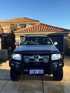 2007 Toyota Hilux SR5 Sorrento Joondalup Area Preview