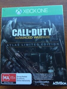 Call of Duty Advanced Warfare Atlas Limited Edition (Unopened) Sandgate Brisbane North East Preview