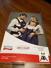 Britax Safe n Sound Baby Carrier Dulwich Hill Marrickville Area Preview