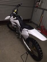 05 crf 250/280 big bore with all the fruit Margate Kingborough Area Preview