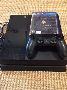PS4 1Tb + The Order 1886 St Marys Penrith Area Preview
