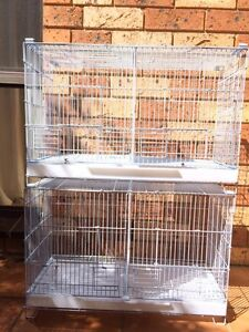 Breeding cage with 2 compartments Lyneham North Canberra Preview