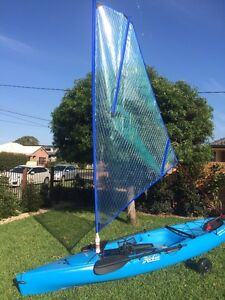 Hobie 2.4 m sail system Ettalong Beach Gosford Area Preview