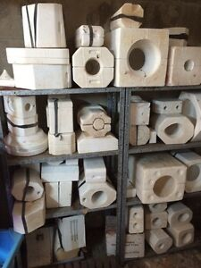 FREE - Large quantity of slip molds Aldgate Adelaide Hills Preview