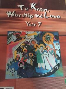 Coming to Know Worship and Love (year 7) Balcatta Stirling Area Preview