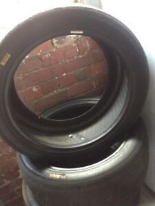 Racing Drag Slicks 245 645 18 Pirelli Tyres South Melbourne Port Phillip Preview