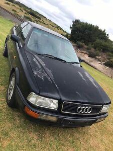 Audi 80 v6 sedan 1993. Selling whole. For parts. Runs & Drives. Warrnambool Warrnambool City Preview