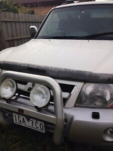 Pajero exceed 2003 Dandenong Greater Dandenong Preview