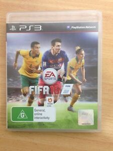 Fifa 16 PS3 Greenfield Park Fairfield Area Preview