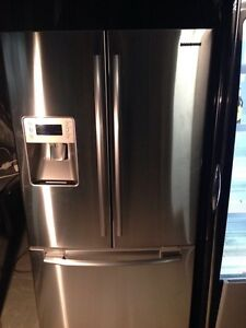 Samsung SRF752DS 752L French Door Fridge Freezer -AS NEW with 6mth Wty Oxley Brisbane South West Preview